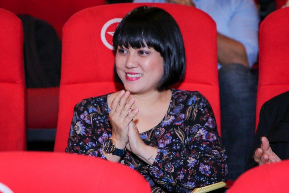 Ngoc Linh rang ro den chuc mung Phuong Thanh ra mat  phim ngan hinh anh 4