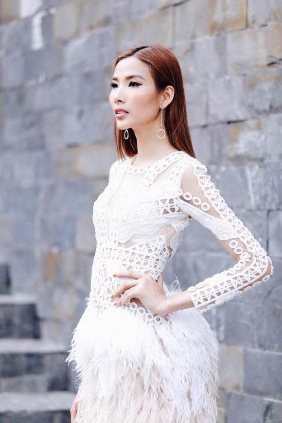 Sau Toc Tien, den luot Hoang Thuy bi nem da vi len an Truong Ho Phuong Nga hinh anh 1