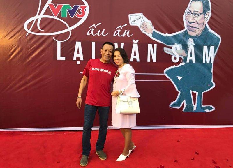 Video: My Tam om MC Lai Van Sam hat tai tiec chia tay VTV hinh anh 3