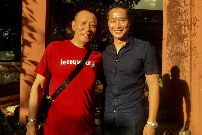 Video: My Tam om MC Lai Van Sam hat tai tiec chia tay VTV hinh anh 4
