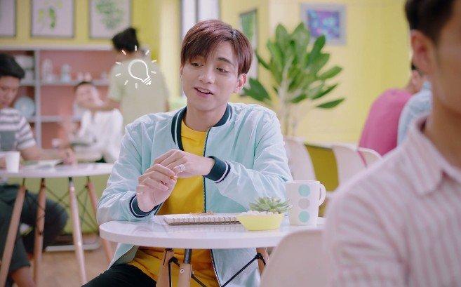 Soobin Hoang Son – Suni Ha Linh 'don tim' khan gia voi bieu cam sieu dang yeu hinh anh 2