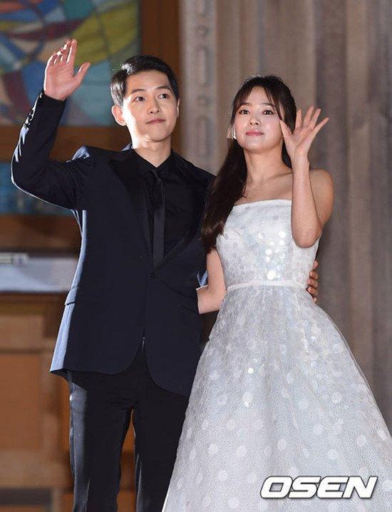 Song Hye Kyo: 'Tu gio toi khong con mot minh nua, vi da co Joong Ki' hinh anh 3