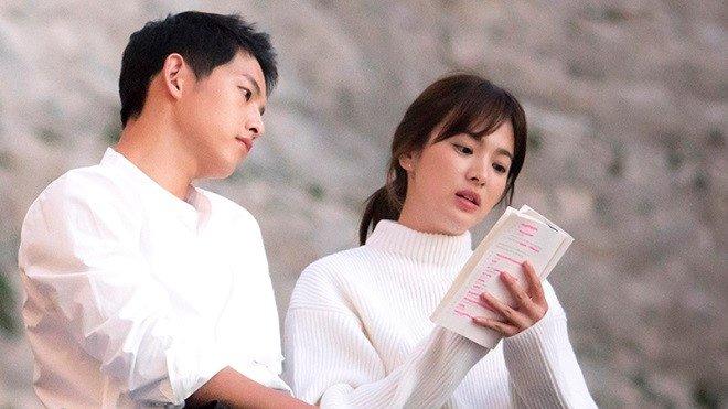 Song Hye Kyo: 'Tu gio toi khong con mot minh nua, vi da co Joong Ki' hinh anh 1
