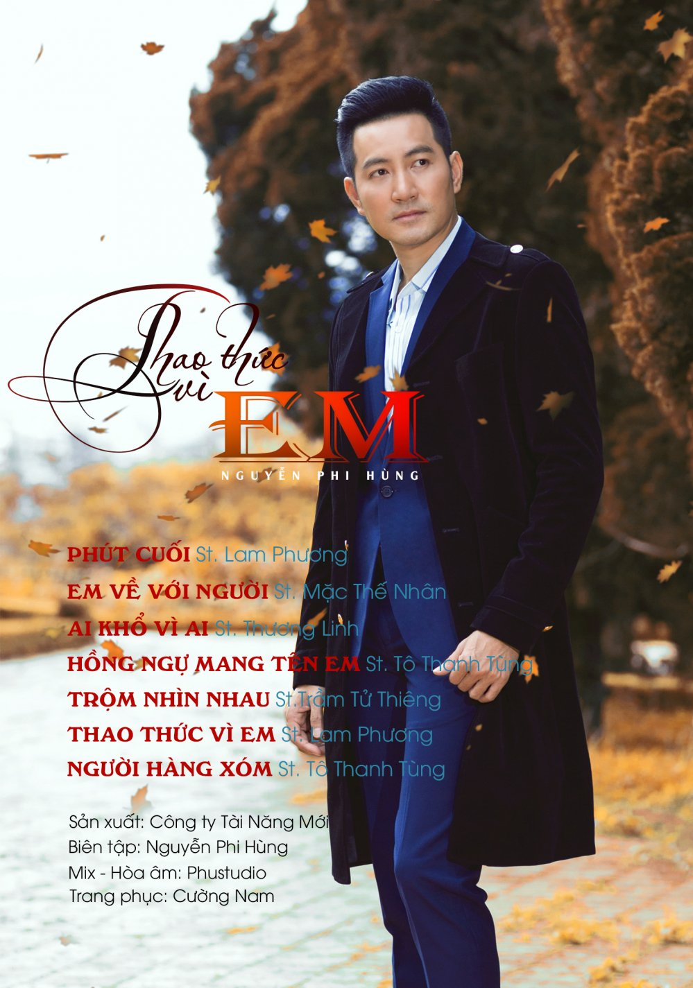Nguyen Phi Hung gay ngac nhien khi re huong sang dong nhac Bolero hinh anh 1