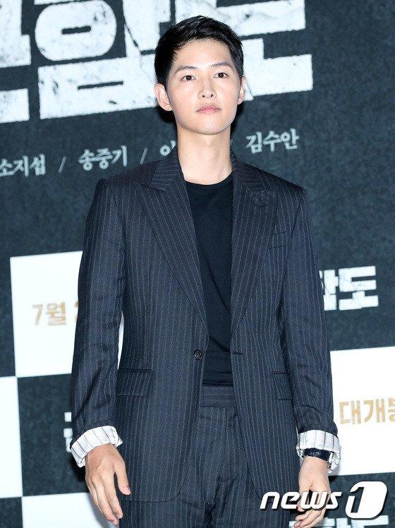 Song Joong Ki: 'Toi tin nhung gi Song Hye Kyo lam la dung' hinh anh 5