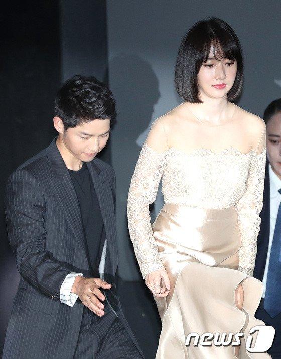 Song Joong Ki: 'Toi tin nhung gi Song Hye Kyo lam la dung' hinh anh 7