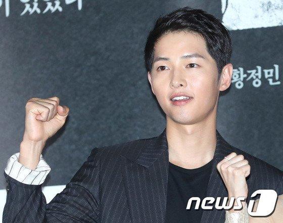 Song Joong Ki: 'Toi tin nhung gi Song Hye Kyo lam la dung' hinh anh 4