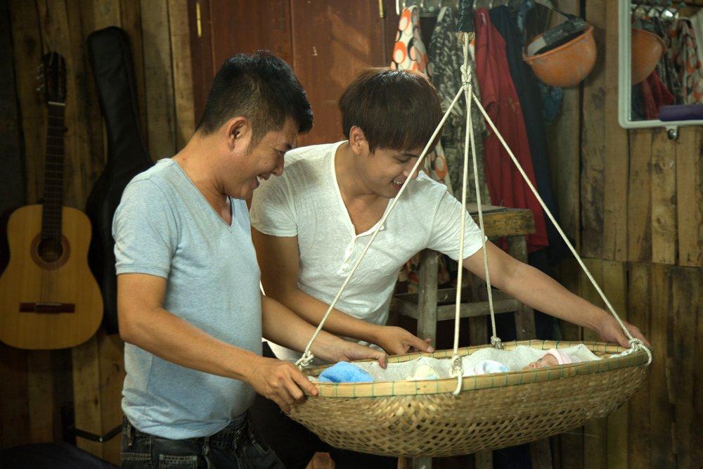 Ho Quang Hieu gop gao nuoi con chung voi Tan Beo hinh anh 4