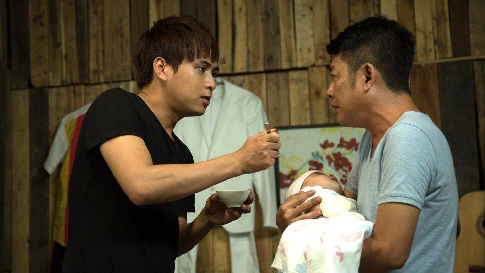 Ho Quang Hieu gop gao nuoi con chung voi Tan Beo hinh anh 1