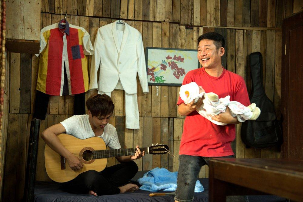 Ho Quang Hieu gop gao nuoi con chung voi Tan Beo hinh anh 3