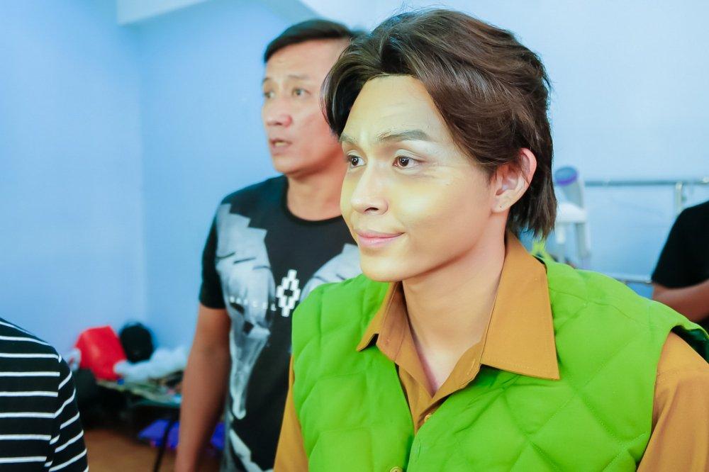 Jun Pham mat an mat ngu, sut can vi hoa than NSUT Quang Ly hinh anh 5
