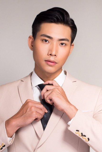 Nguyen Huu Long dai dien Viet Nam tham du 'Sieu mau nam the gioi' hinh anh 2