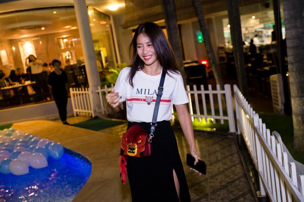 Mai Phuong Thuy, Minh Hang bi mat to chuc sinh nhat cho Kha Ngan hinh anh 3
