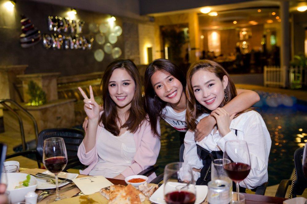 Mai Phuong Thuy, Minh Hang bi mat to chuc sinh nhat cho Kha Ngan hinh anh 6