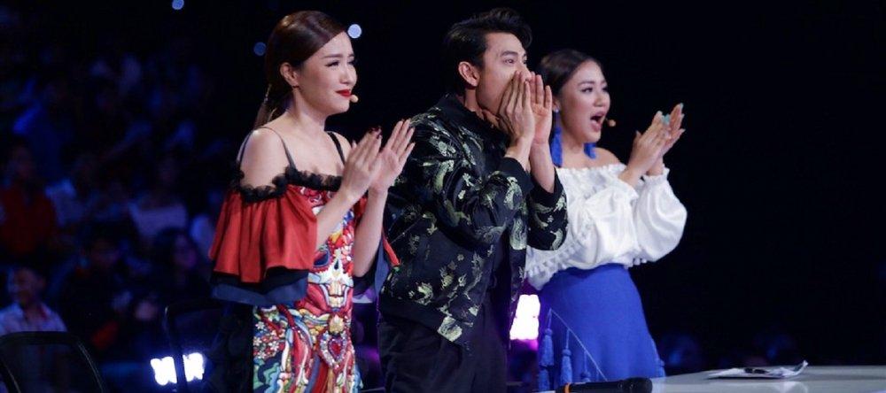 Bich Phuong: 'Lam giam khao, nhung toi con phai hoc them su nghiem tuc tu cac be' hinh anh 5