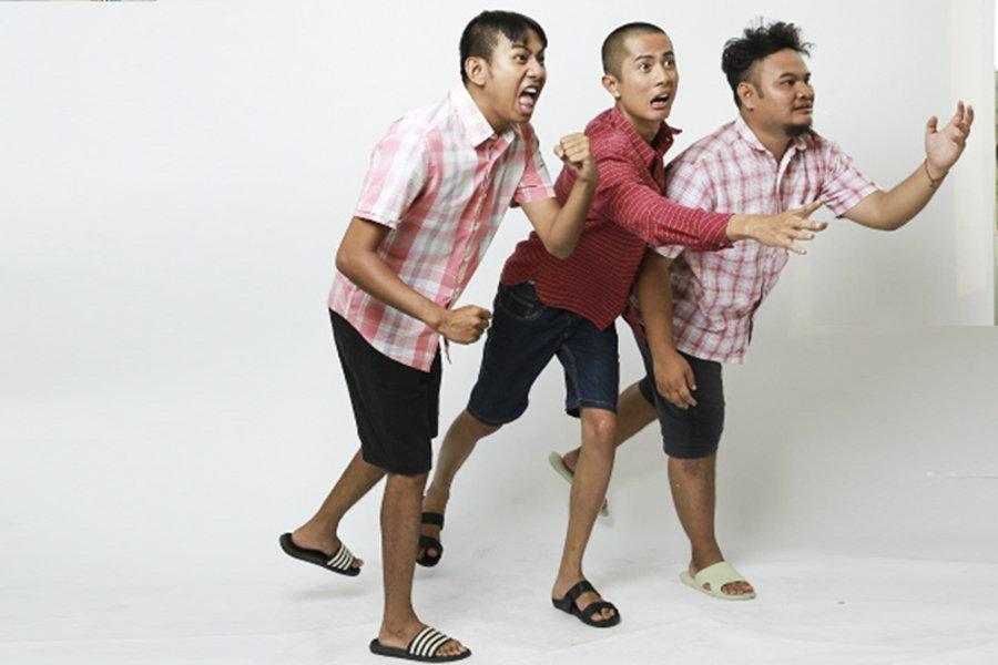 Trung Dan – Cat Phuong hao hung khi hop tac voi nhom hai tre trieu views hinh anh 1