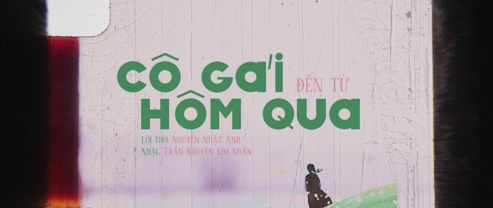'Co gai den tu hom qua' tung ca khuc dac biet tu loi tho Nguyen Nhat Anh hinh anh 1