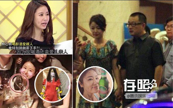 50 sac thai cua Lam Chi Linh, Trieu Vy khi say xin qua da hinh anh 1