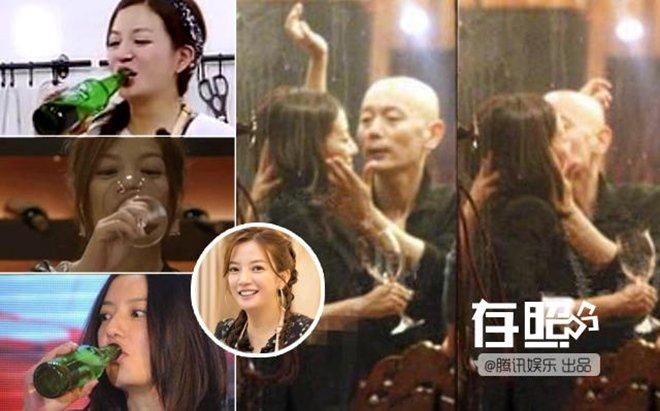 50 sac thai cua Lam Chi Linh, Trieu Vy khi say xin qua da hinh anh 2