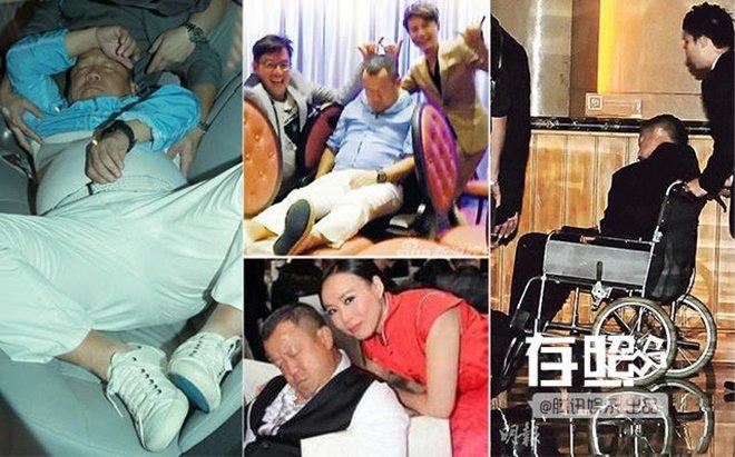 50 sac thai cua Lam Chi Linh, Trieu Vy khi say xin qua da hinh anh 4