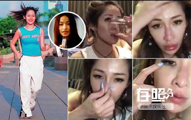 50 sac thai cua Lam Chi Linh, Trieu Vy khi say xin qua da hinh anh 7