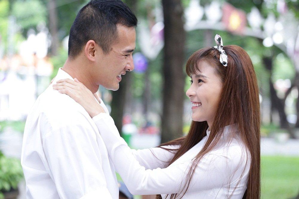 Luong The Thanh mai me cong viec khien Thuy Diem gap rac roi hinh anh 2