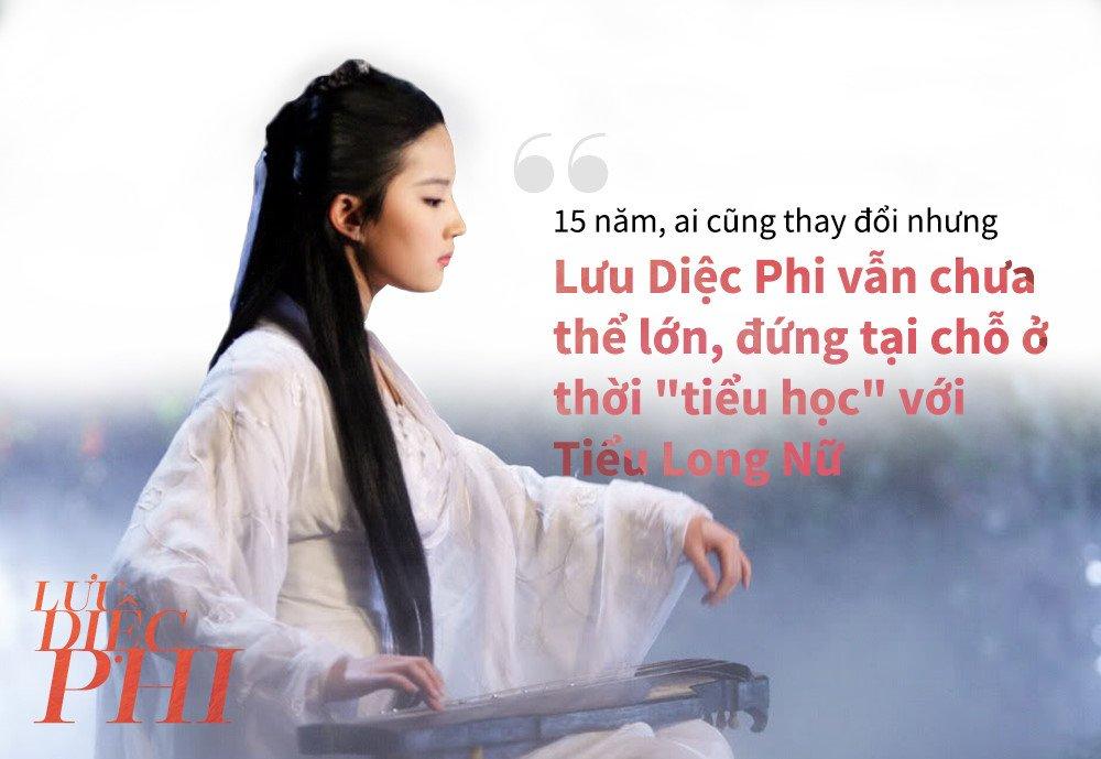 Luu Diec Phi: 'Than tien ty ty' 15 nam van khong lon noi hinh anh 2