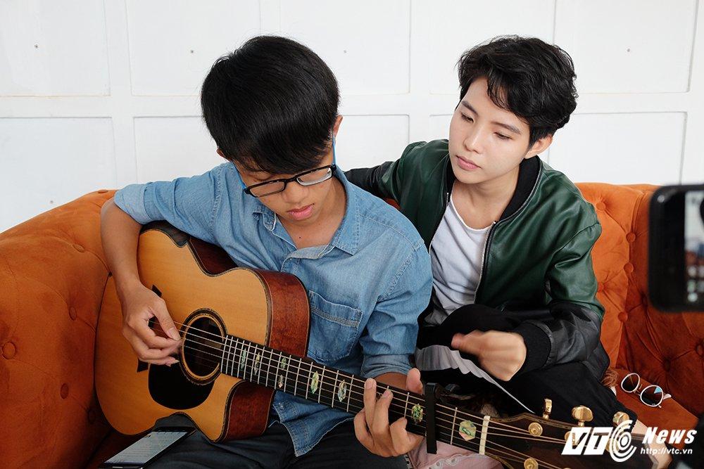 Vu Cat Tuong: 'Ham mo anh Dan Truong ma den nam 25 tuoi moi duoc gap' hinh anh 5