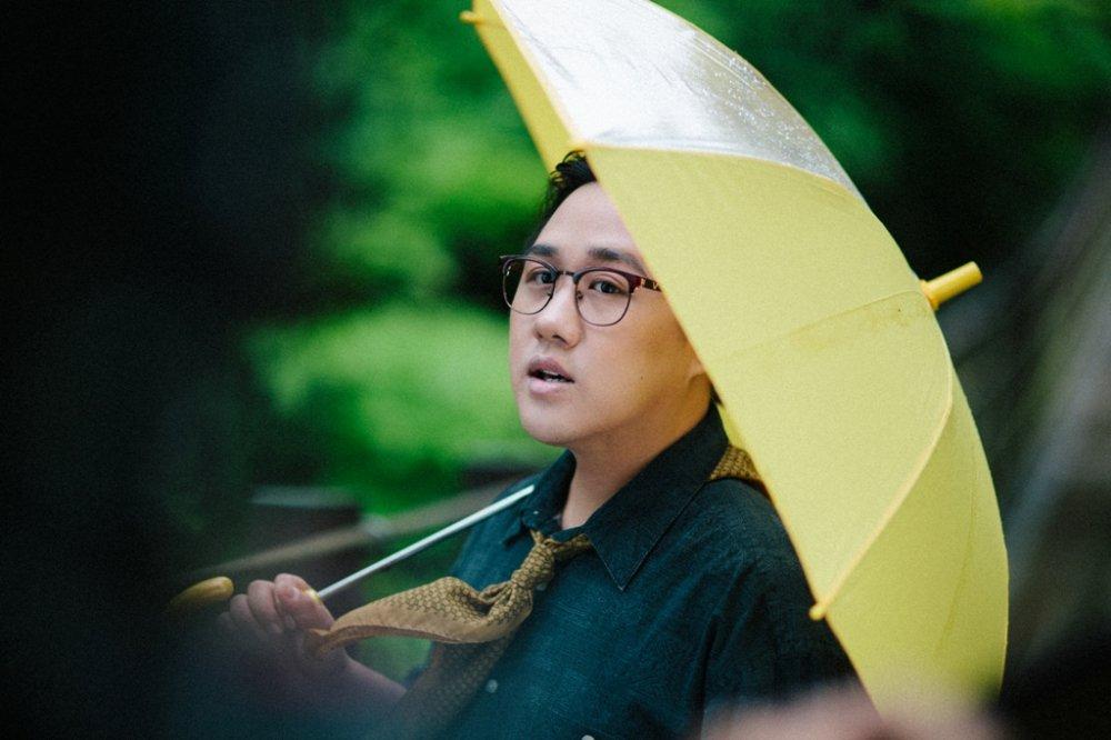 Van Mai Huong tai ngo Trung Quan cung hat tinh ca ngot ngao hinh anh 2