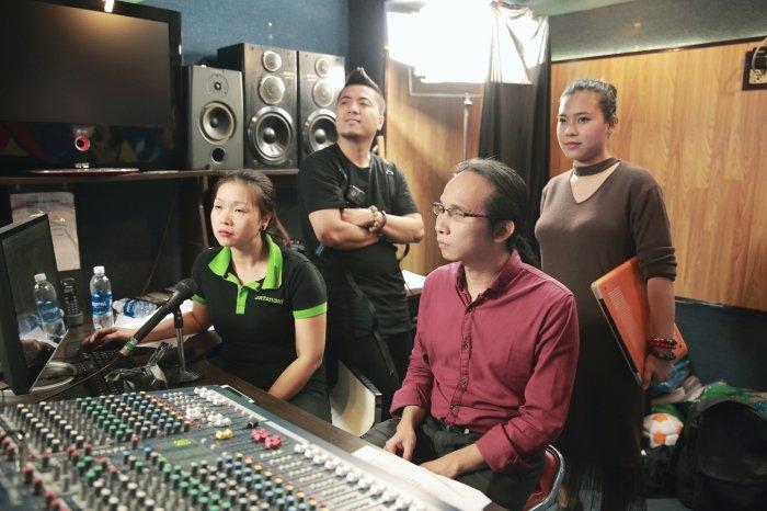 Vu Ha, Phuong Thanh cung dan sao Viet gop mat trong du an co dong SEA Games 29 hinh anh 1