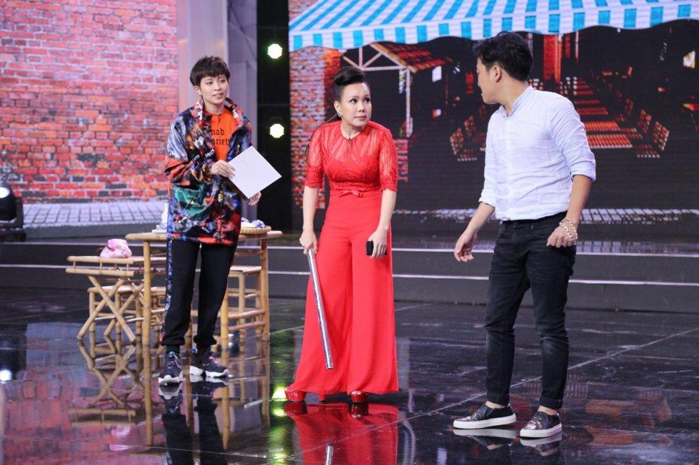 Viet Huong da xeo Hoa hau Phuong Nga, Top Model tren song truyen hinh hinh anh 5
