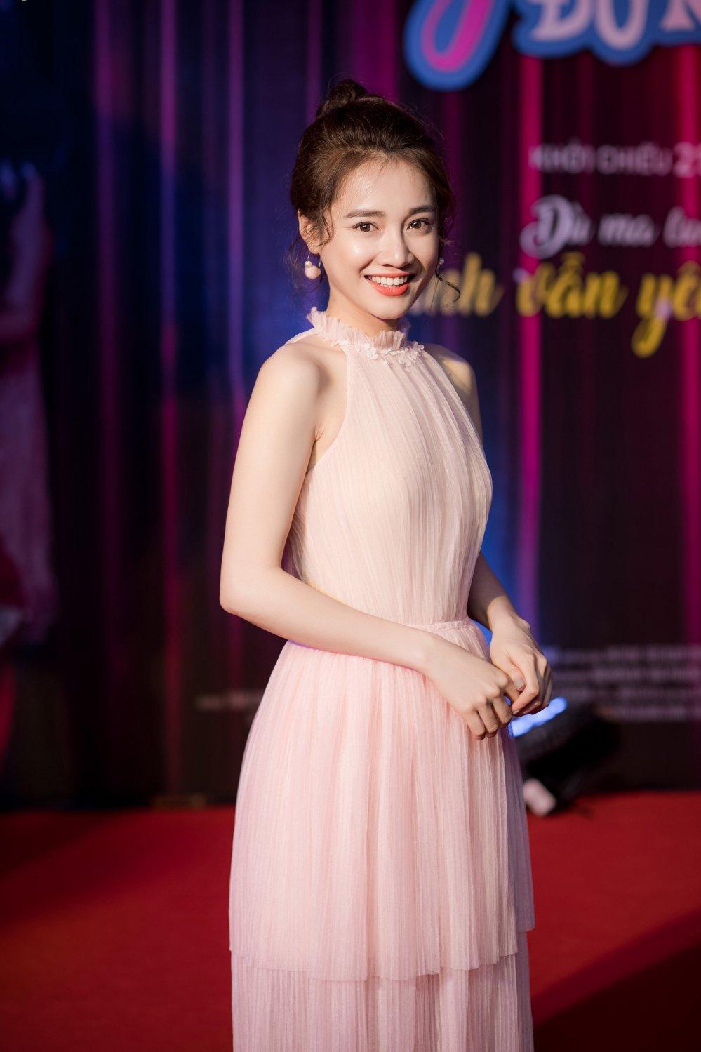 Vang Truong Giang, Nha Phuong nhi nhanh ben Ngo Kien Huy hinh anh 4