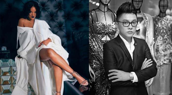 Toc Tien dien trang phuc tung duoc Rihanna dat hang hinh anh 3