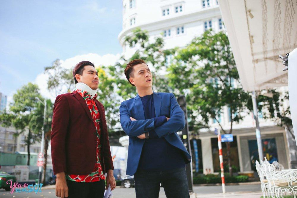 Phim cua Ngo Kien Huy – Nha Phuong co gi de thu hut khan gia? hinh anh 6