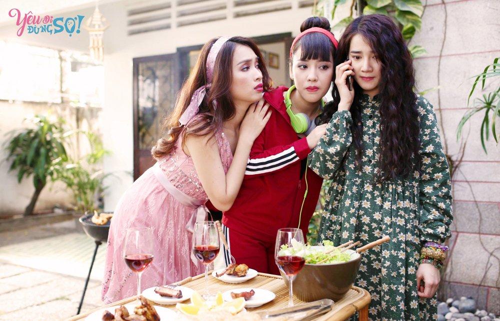 Phim cua Ngo Kien Huy – Nha Phuong co gi de thu hut khan gia? hinh anh 7