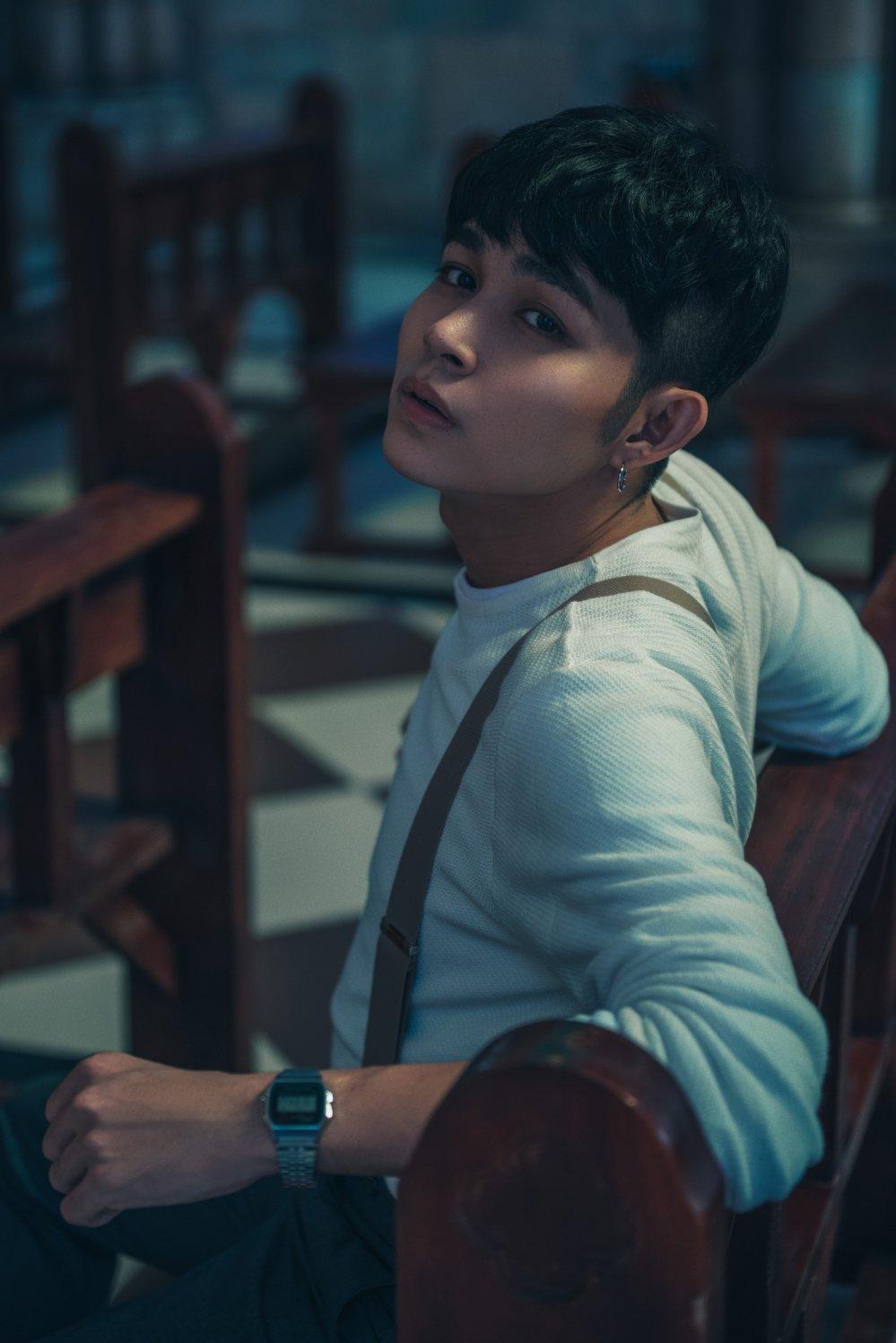 Jun Pham tinh tu cung 'ban gai cu' trong MV moi hinh anh 1