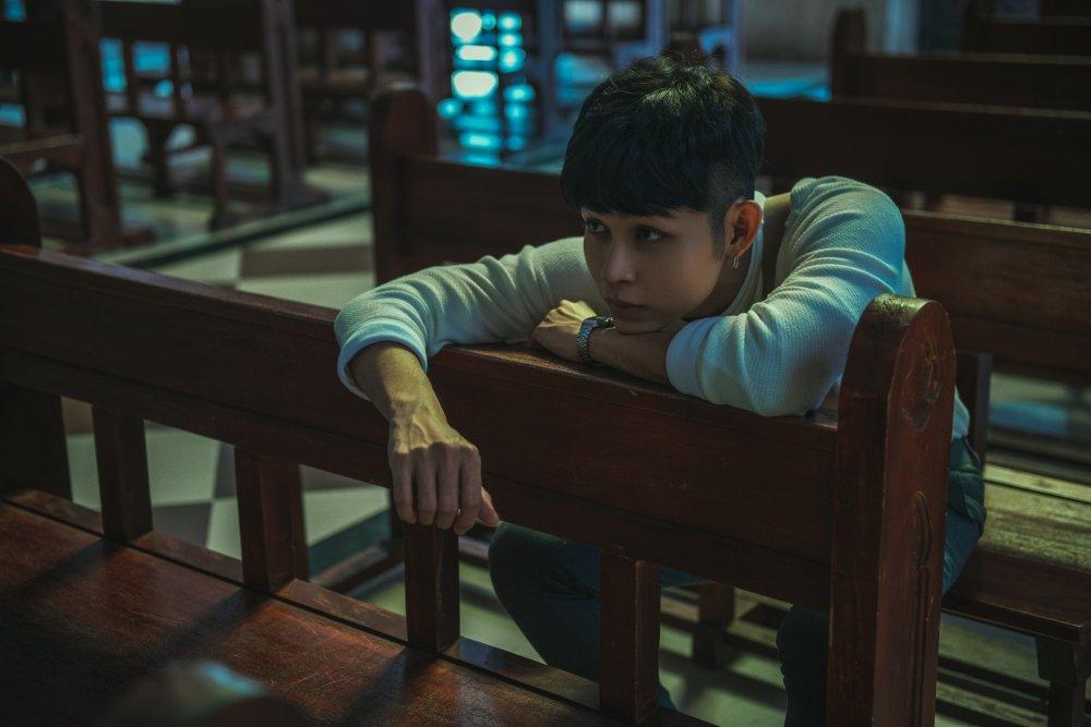 Jun Pham tinh tu cung 'ban gai cu' trong MV moi hinh anh 5