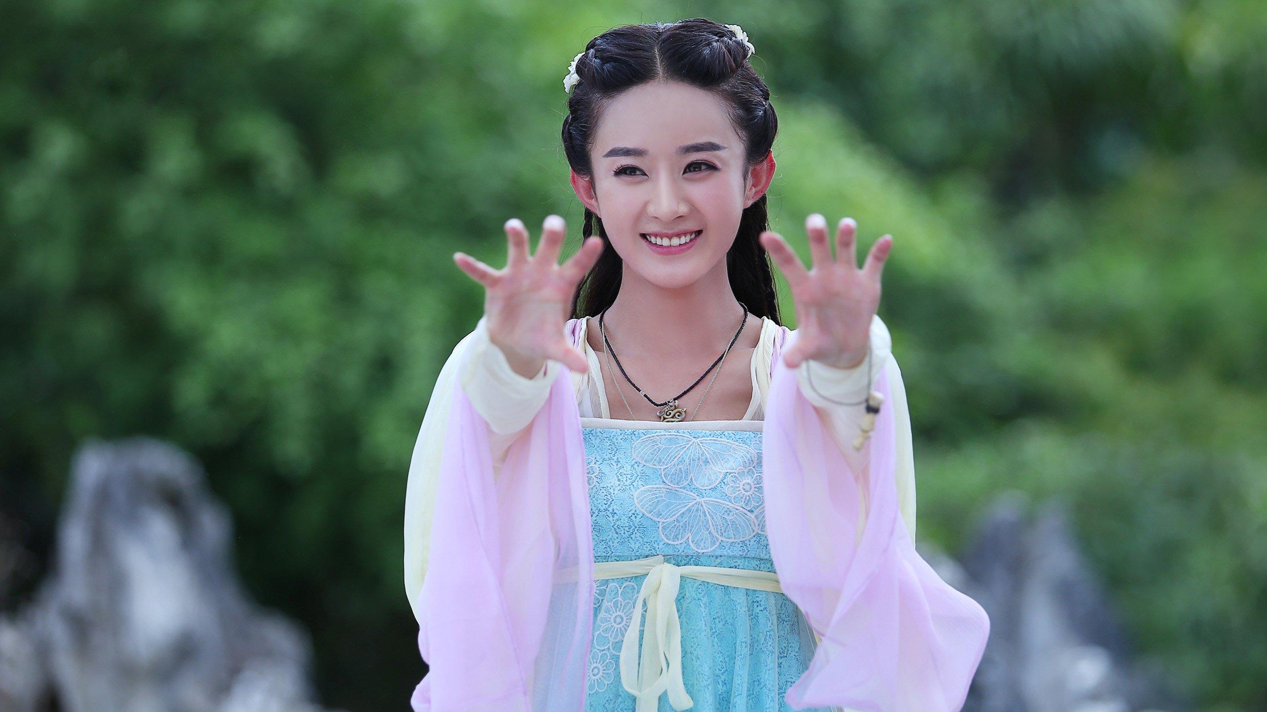 Ngam nhan sac 6 my nhan dang nam quyen luc showbiz Trung Quoc hinh anh 3