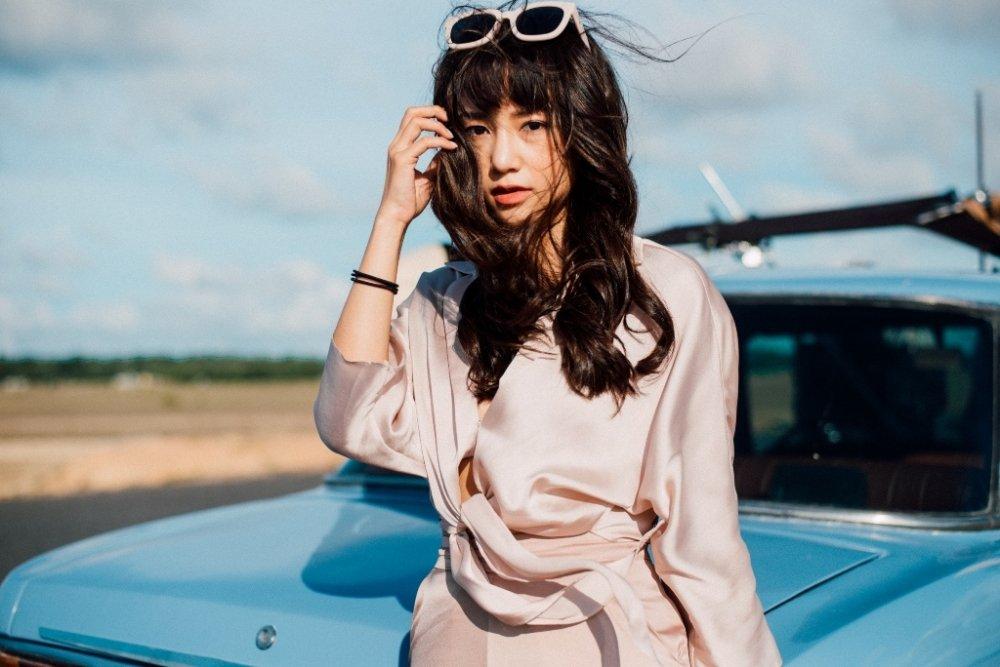 'Thanh mua' Trung Quan ke chuyen tinh buon trong MV moi hinh anh 2