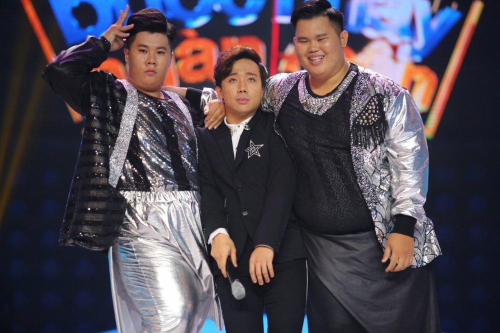 Tran Thanh: 'Tien Dat la mot cai ten rat nhay cam' hinh anh 5