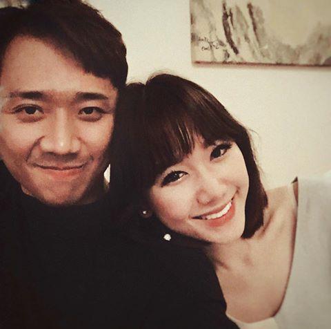 600 ngay yeu nhau, Tran Thanh da la cho dua cho Hari Won the nao? hinh anh 1