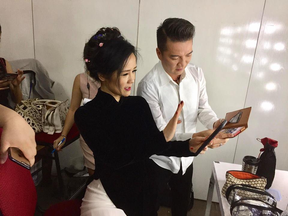 Dam Vinh Hung bi Hong Nhung trach moc thang thung hinh anh 4