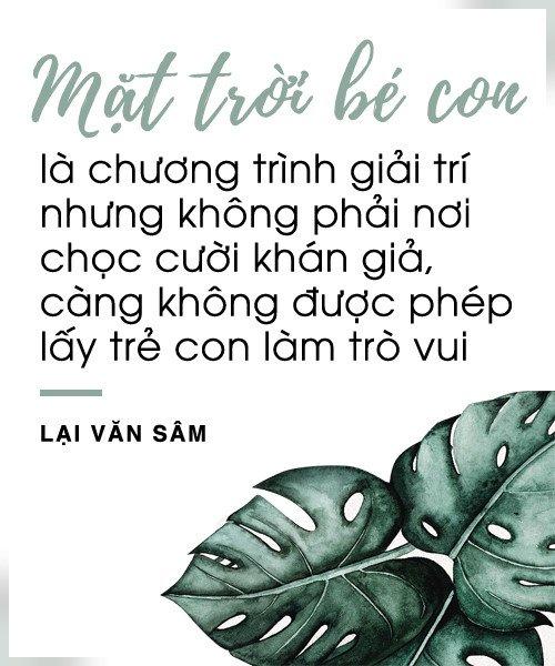 Lai Van Sam: 'Khong ai co the dung tien cam do toi' hinh anh 3