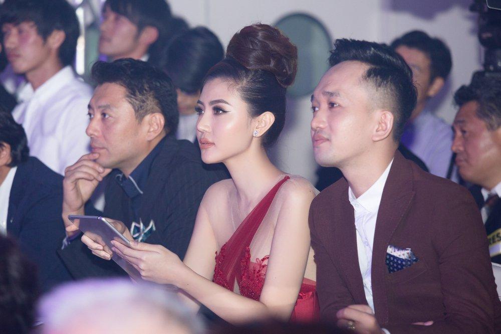 Ngoc Duyen duoc chu tich 'Miss Grand International' khen ngoi khi lam giam khao o Nhat hinh anh 5