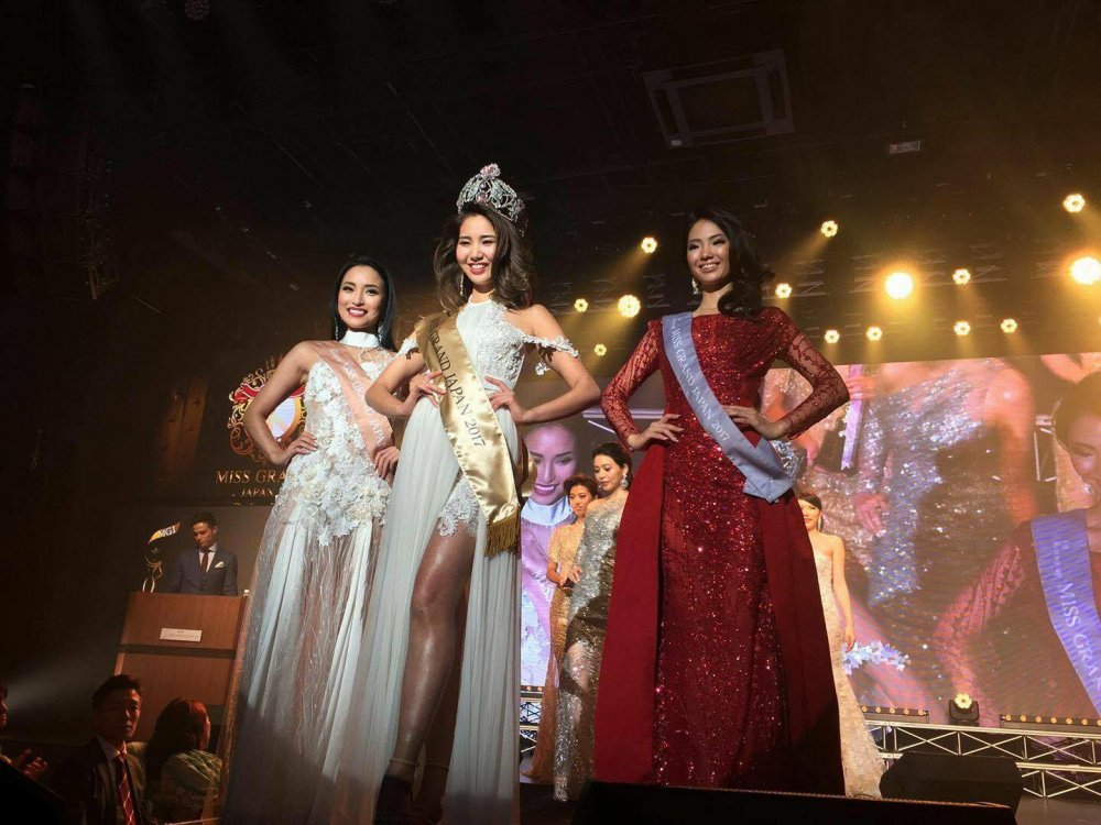 Ngoc Duyen duoc chu tich 'Miss Grand International' khen ngoi khi lam giam khao o Nhat hinh anh 7