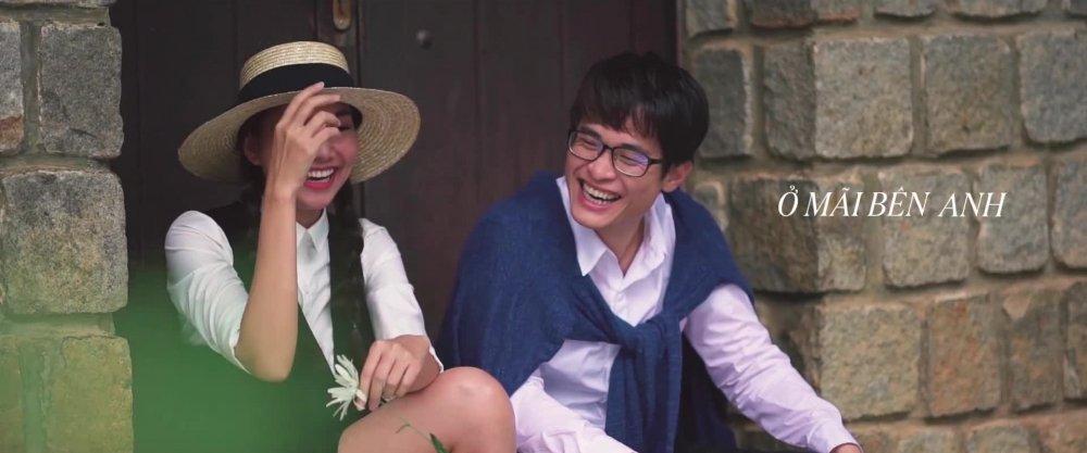 Ha Anh Tuan 'cau hon' Thanh Hang bang ca khuc moi? hinh anh 3