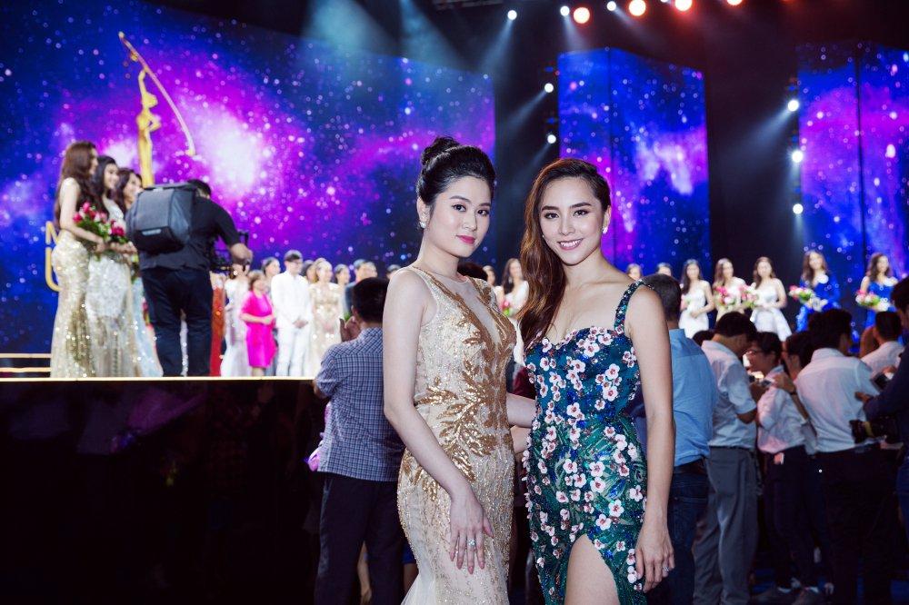 NTK Linh Bui 'do sac' cung A hau Thien Ly, Tra My hinh anh 7
