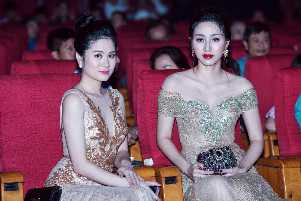 NTK Linh Bui 'do sac' cung A hau Thien Ly, Tra My hinh anh 6