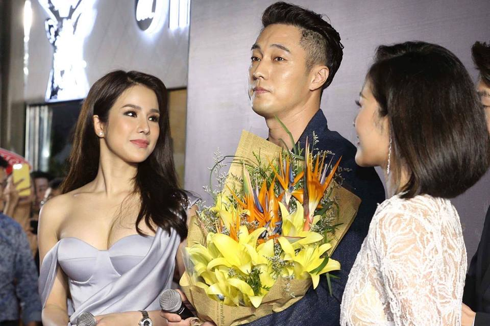 Tran Hien Next Top Model: Xau ho canh sao Viet nhon nhao tai su kien co So Ji Sub hinh anh 1