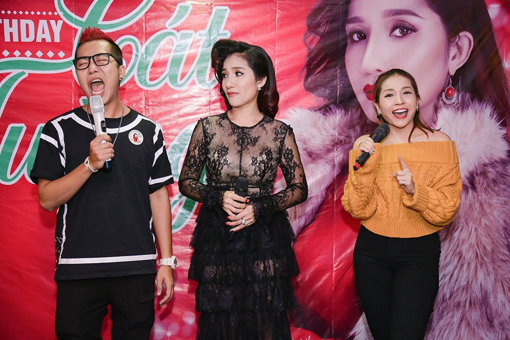 MC Cat Tuong khoe giong hat khien fan bat ngo hinh anh 3